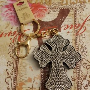 Accessories - Fashion Jewelry purse charm , luggage or key chain